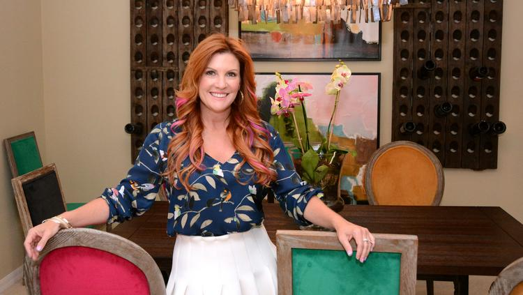 Interior Designer And Reality Television Personality Anne Rue