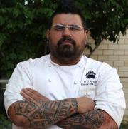 Will Artley, executive chef at Pizzeria Orso. Starting weight: Not yet submitted.