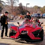 The Slingshot is Polaris' next growth engine