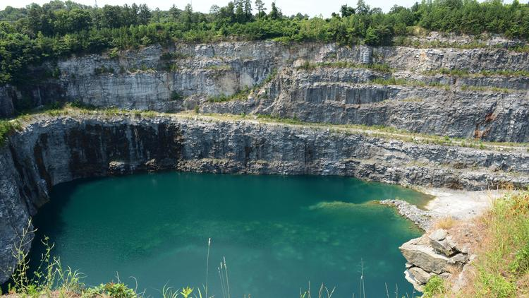 Atlanta Launches 280m Plan To Fill Bellwood Quarry