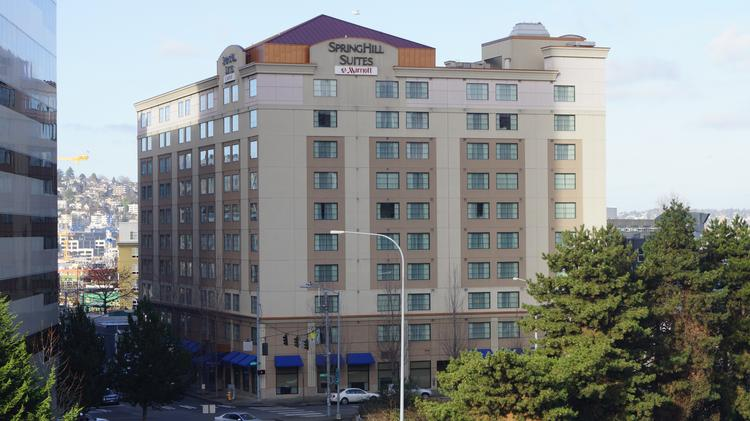 The Downtown Springhill Suites By Marriott At 1800 Yale Ave Is Latest Seattle