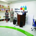 New upgrades to Wolfson's allow kids to be kids
