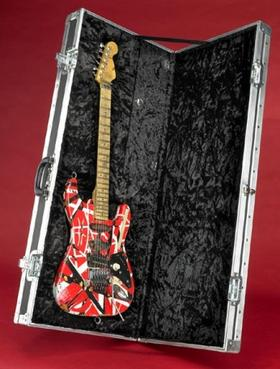"The National Museum of American History acquired the Van Halen ""Frank 2"" guitar played and made famous by Eddie Van Halen in 2011. The museum is hoping to display a much larger portion of its culture collection in a new exhibit."