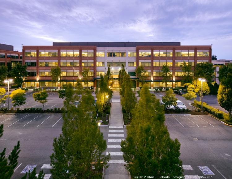 Million for the office portion of redmond town center where microsoft