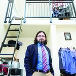 Seattle's evangelist of growth: Roger Valdez doesn't just lobby for urban density — he lives it