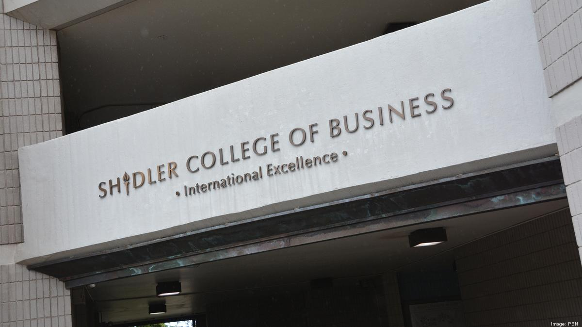 University of Hawaii Shidler College of Business part-time MBA program  ranked by U.S. News & World Report - Pacific Business News