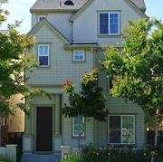 Rent: $8,000 Address: Undisclosed, Santa Clara Amenities: You get three beds, 3.5 baths in 1,600 square feet, fully furnished with a big kitchen and office.