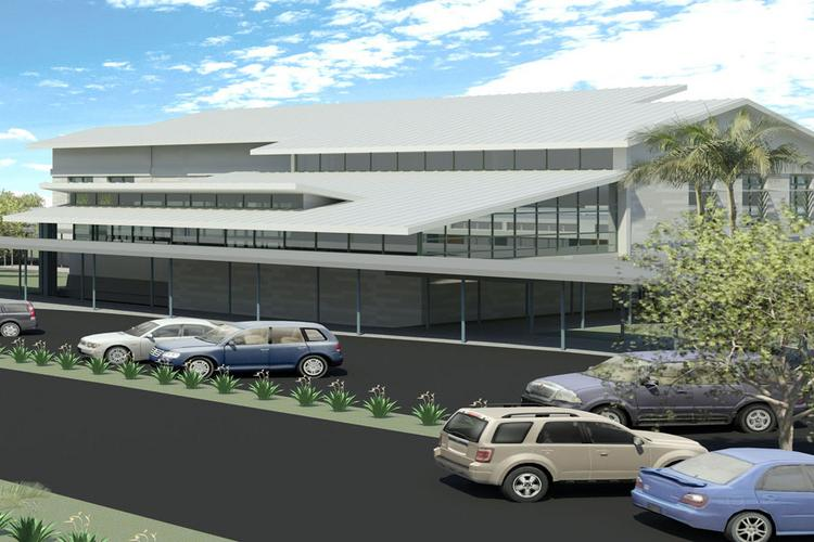This rendering shows some of the improvements that will be made to the Hale Kula public school at Schofield Barracks as part of a $32.2 million, three-year project that started this week.