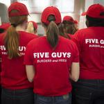 Five Guys closed near UC and on the West Side, here's what happened