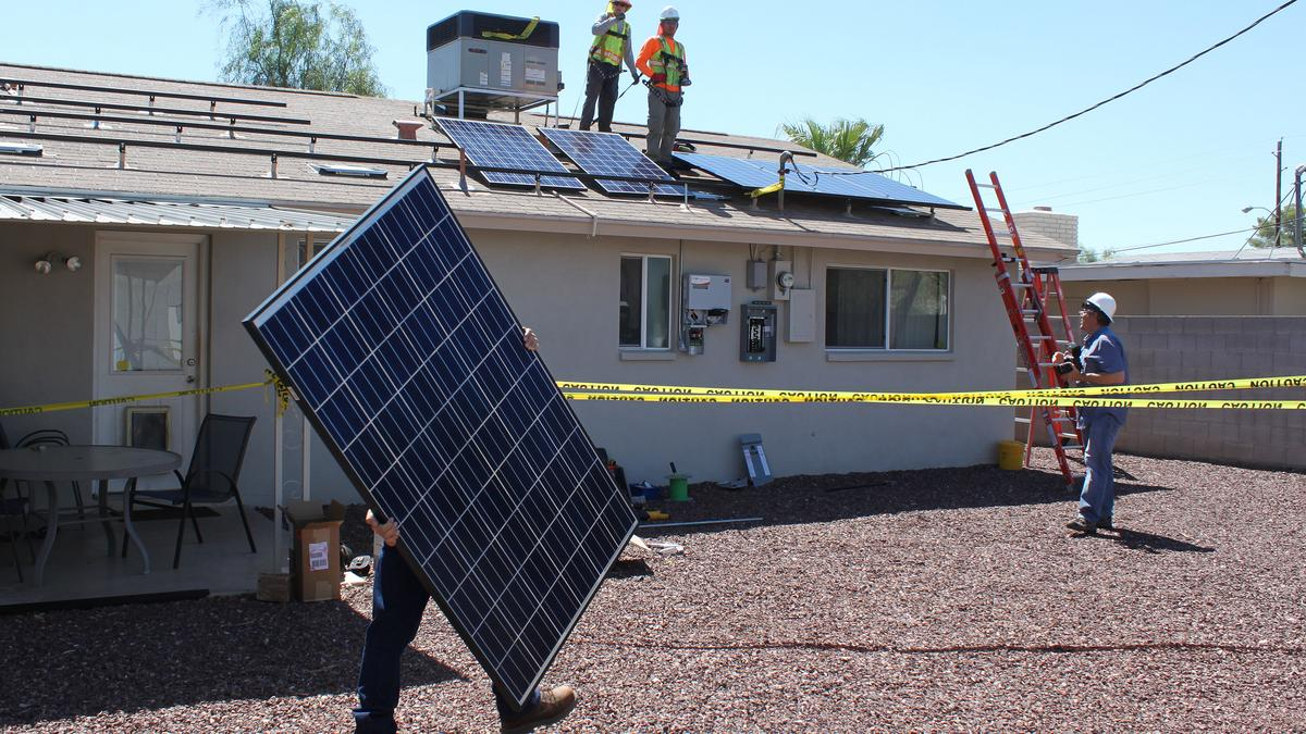 Aps Drops Solar Rate Hike Proposal In Favor Of Solar Cost