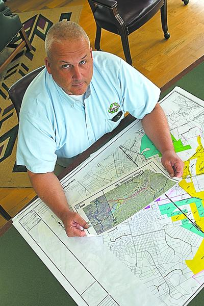 East side business owner Doug Evans supports the Eastern Corridor changes.