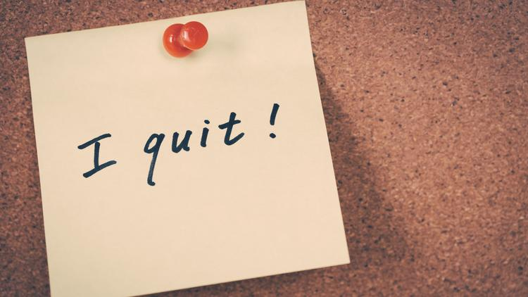 Know your responsibilities as an employer when employees quit - The