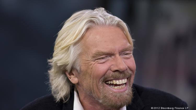 Richard Branson is chairman and founder of Virgin Group Ltd.