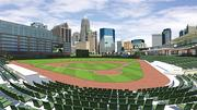 Bounded by Martin Luther King Boulevard and Mint, Graham and Fourth streets in Third Ward, the 8-acre site is a tight fit for a 10,000-capacity ballpark.
