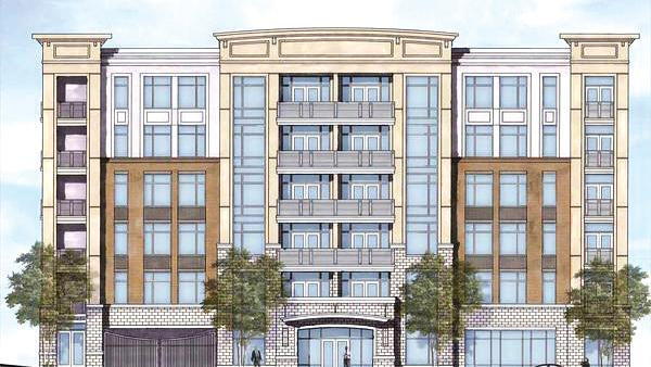 Spectrum Properties Will Begin Site Work Soon For Its Seven Story Apartment  Building On West