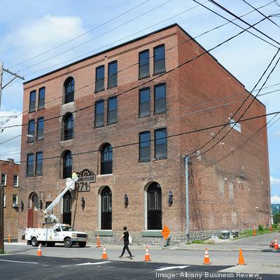 Warehouse In Cohoes Ny Is Converted Into Apartments By