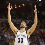Marc <strong>Gasol</strong> to be honored by Tennessee Sports Hall of Fame
