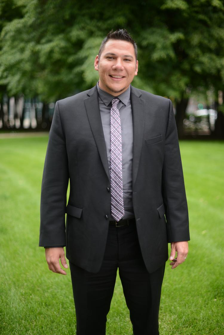 Joseph Nayquonabe Jr., Commissioner of corporate affairs, Mille Lacs Band of Ojibwe