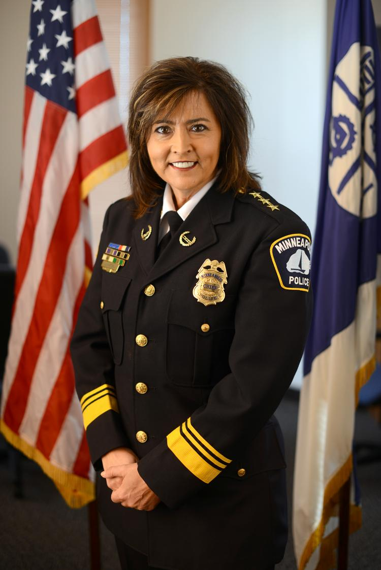 Janee Harteau, Chief of Police, Minneapolis Police Department