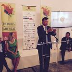 Biennial of the Americas puts Denver on international stage, says Hickenlooper at kickoff