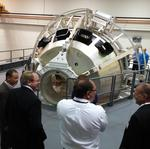 Lockheed <strong>Martin</strong> Space Systems unveils test lab for NASA's Orion spaceship (Slideshow) (Video)