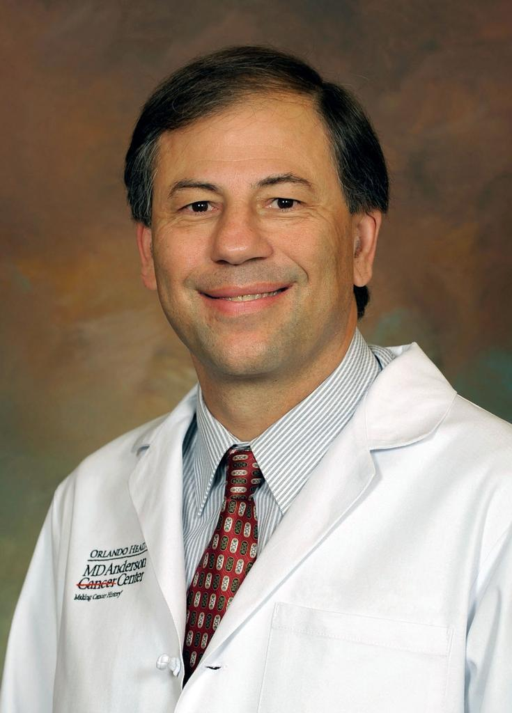 Dr. Terry Mamounas was hired as the medical director of the comprehensive breast program at MD Anderson Cancer Center Orlando.