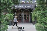 Adelphi Hotel scratched for Saratoga meet