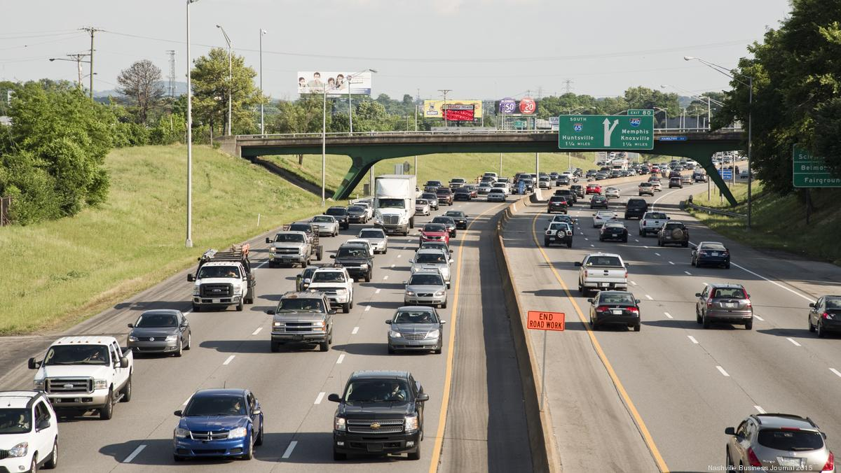 Check out your commute — and everyone else\'s in Nashville ...