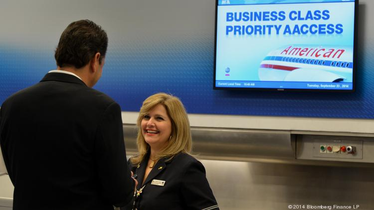 The final step in the American Airlines-US Airways merger ...