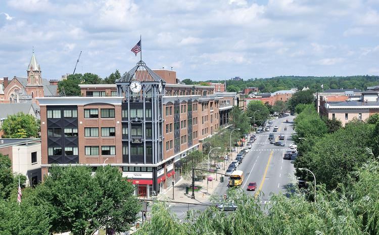 Visitors crowd Broadway, especially during the summer thoroughbred meet at Saratoga Race Course. Hotel developers see opportunity in the city, despite some recent slumping occupancy numbers.