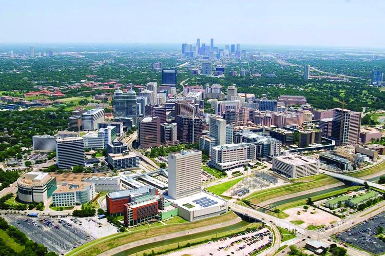 The Texas Medical Center is home to a number Houston's largest health care systems, many of which have expansions and mergers on the way.