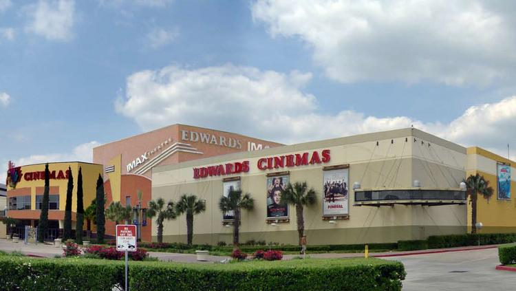 A rendering of the Edwards Cinema after the Marq*E Entertainment Center underwent renovations.