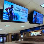 Memphis Airport launches new website, shows off new Tony Allen promos