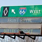 8 things: 'All options are on the table' with I-66 plans