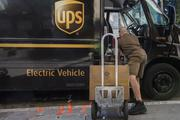 No. 1: United Parcel Service has 1,774 employees. Dwayne Meeks is president of the South Atlantic district.