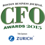 Here are the 2015 BBJ CFO of the Year Award winners