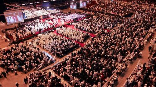 Church of god in christ commits to 3 more years of holding the annual holy convocation of the church of god in christ at americas center malvernweather Image collections