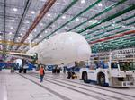 Boeing S.C. workers catching up on 787 work