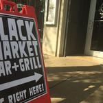 Black Market open for business in new Five Points location