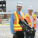 Bertha project administrator steps down