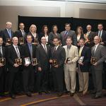 A look at this year's top financial executives at the CFO of the Year awards