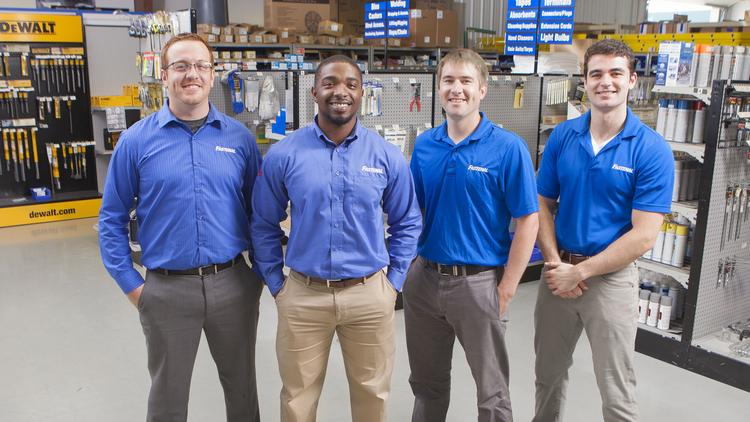 Fastenal adds 1,110 employees in six months - Minneapolis