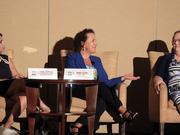 Renee Levin spoke as a panelist on the best practices panel.