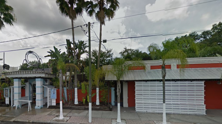 Hyde Park Cafe, once one of South Tampa's hottest nightclubs