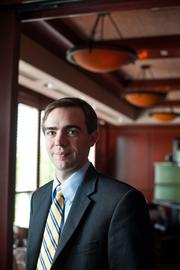 Knoxville native and Harvard University graduate Brad Smith teamed with Frist to launch Aspire.