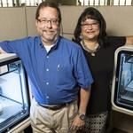 Elevate Systems uses 3-D printing to replace outdated B-52 parts