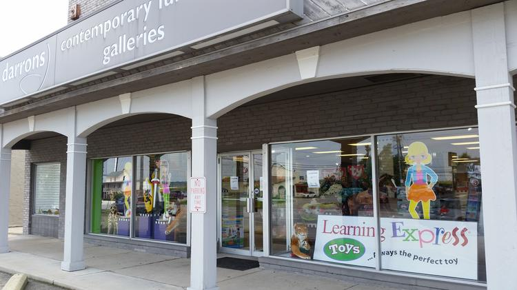 Connie And Todd Jacobs Are Opening Their Third Learning Express Toy Store  In Central Ohio.