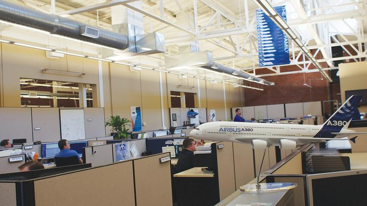 Rumored upgrades to the A320neo could bring more work to the Airbus engineering office in Wichita.