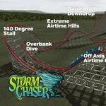Kentucky Kingdom unveils plans for fifth roller coaster