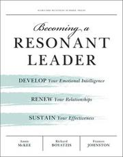 """Want leadership? Then Mary Hastler says """"Becoming a Resonant Leader"""" is the book for you. She should know. Hastler is director of the Harford County Public Library. """"The book is an essential read this summer for its timely and thought-provoking discussion for leaders in developing their emotional intelligence,"""" Hastler said. """"It is about relationships and sustaining effectiveness over the long term. The book provides a clear process for both seasoned leaders and those who are new to leadership roles."""""""